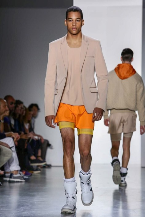 Calvin Klein Collection, Menswear, Spring Summer, 2015, Fashion Show in Milan