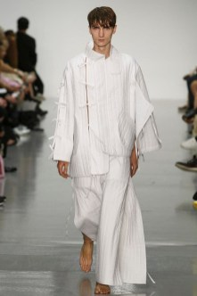 Craig Green, Menswear Spring Summer 2015 Fashion Show in London