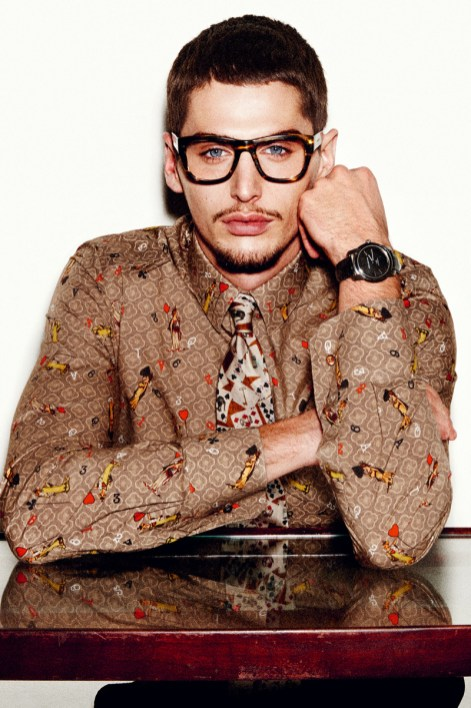 Dolce-and-Gabbana-Fall-Winter-2014-Men-Look-Book-Model-Images-040