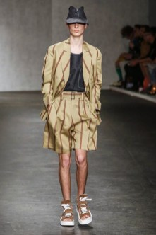 E. Tautz, Menswear, Spring Summer, 2015, Fashion Show in London