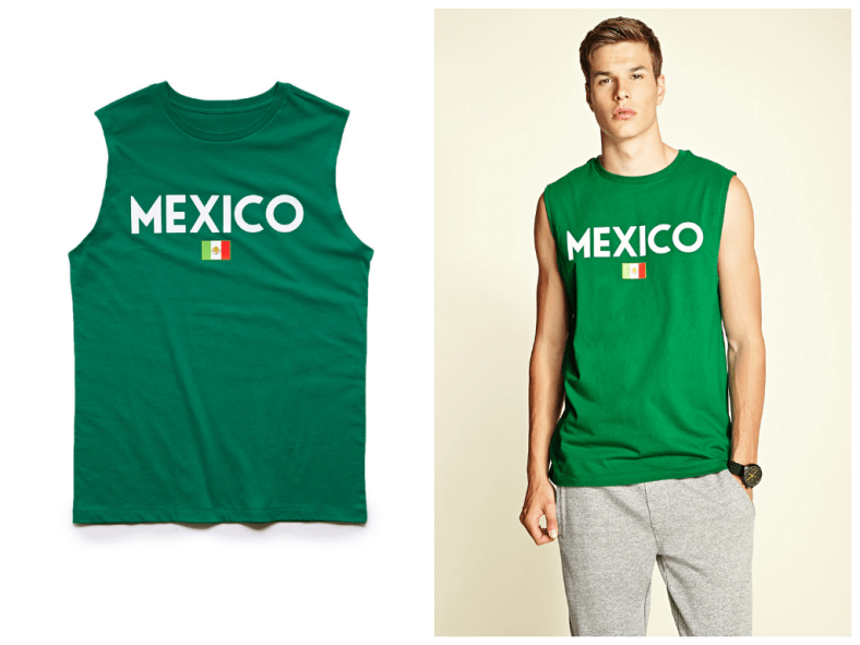 Mexico Muscle Tee