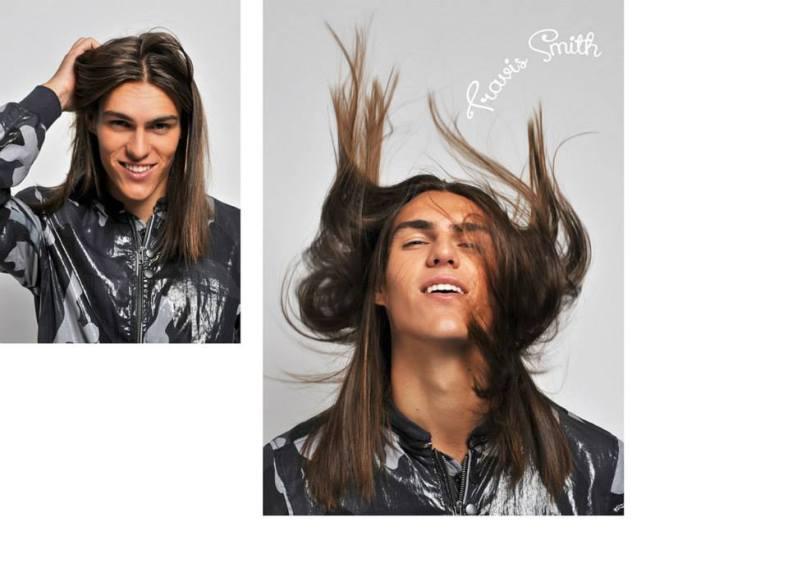 I LOVE models Travis Smith