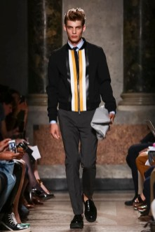 Les Hommes Menswear Collection Spring Summer 2015 in Milan