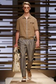 Salvatore Ferregamo, Menswear, Spring Summer, 2015, Fashion Show in Milan
