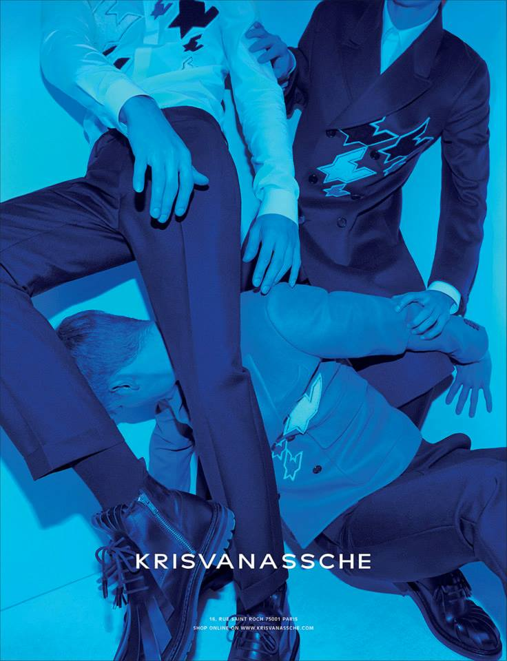 KRISVANASSCHE Fall Winter 2014.15 Campaign1