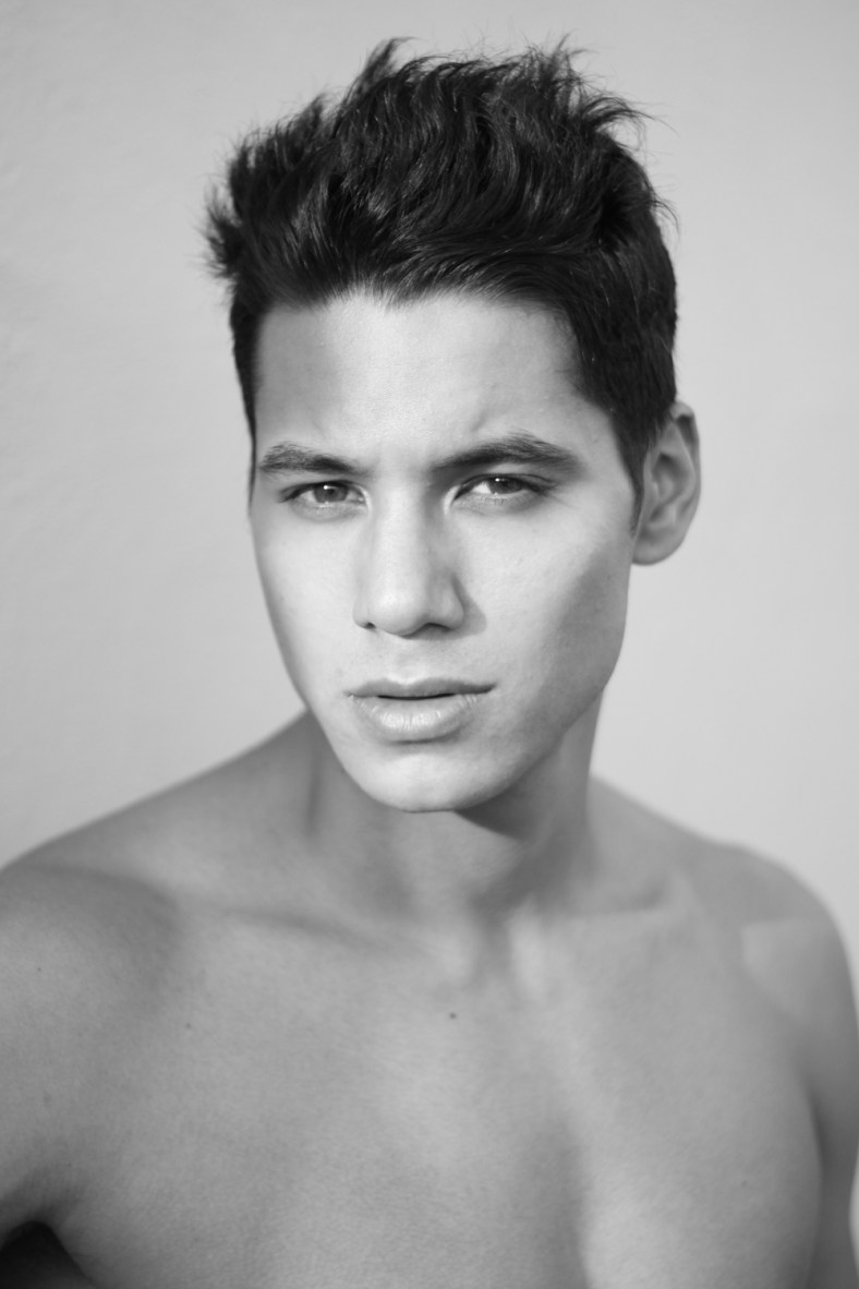 New Face | Laurens Tolenaars by Kevin Pineda