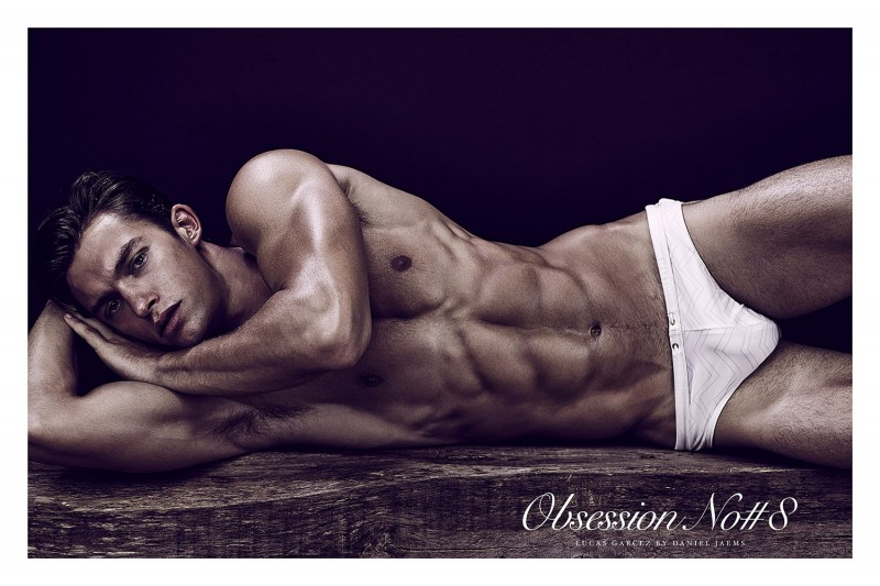 Obsession: Lucas Garcez by Daniel Jaems