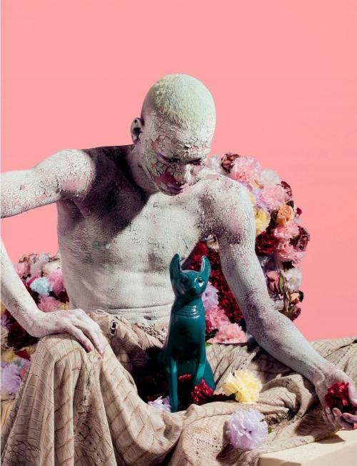 The Creator of Devotion - Vogue Hommes Japan