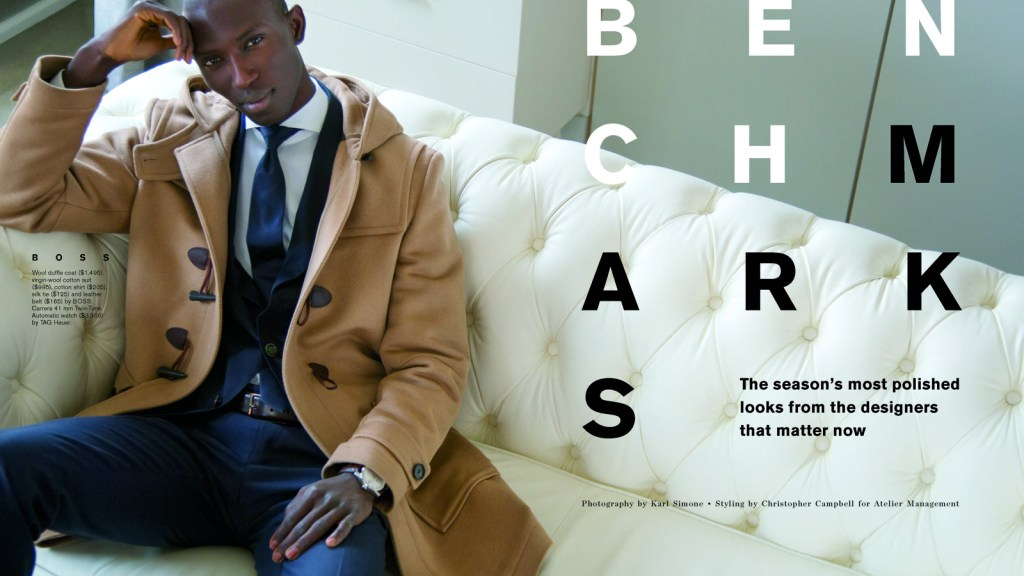 Armando Cabral by Karl Simone for Sharp Magazine