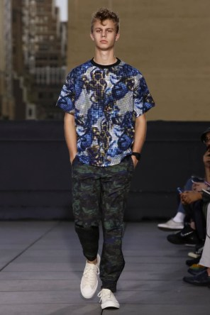 N. Hoolywood, Ready to Wear Collection, Spring Summer 2015 in New York