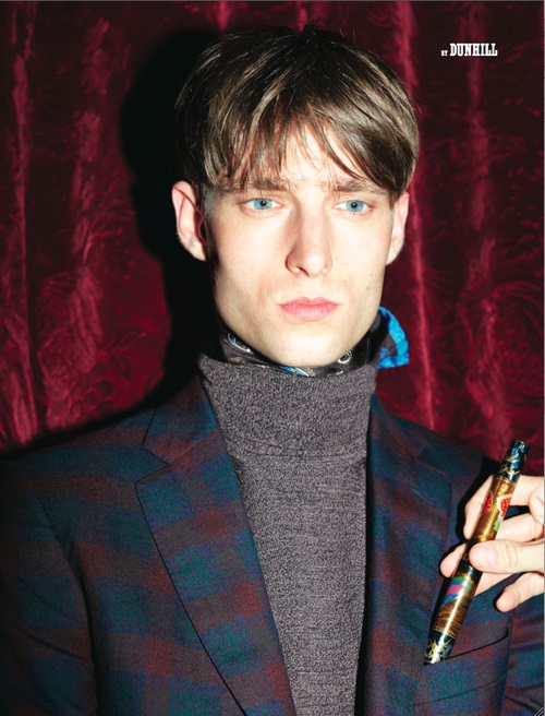 10 Men #39 Autumn 2014  'HOW ENGLAND MADE ME' Ph: Maria Ziegelboeck Styling: Garth Spencer