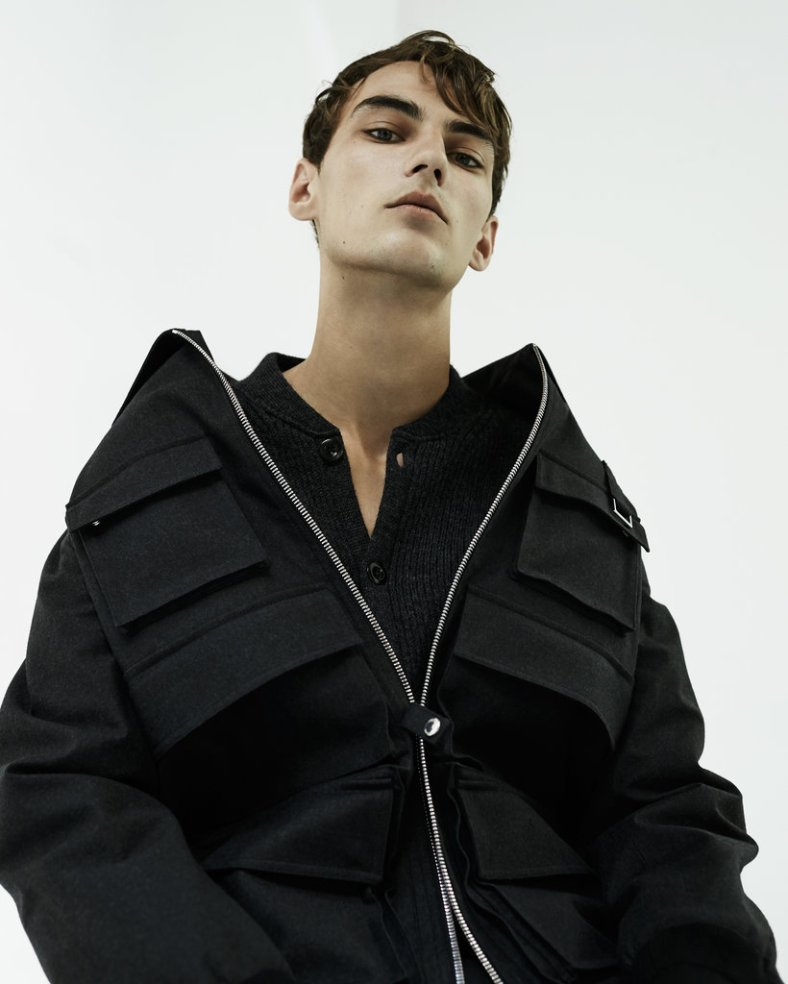 The NY Times T Style Magazine Ph: Arno Frugier Styling: Jason Rider Model: Max Esken at Tomorrow Is Another Day Hair: Owen Gould at the Wall Group  Stylist's assistant: Kelly Harris