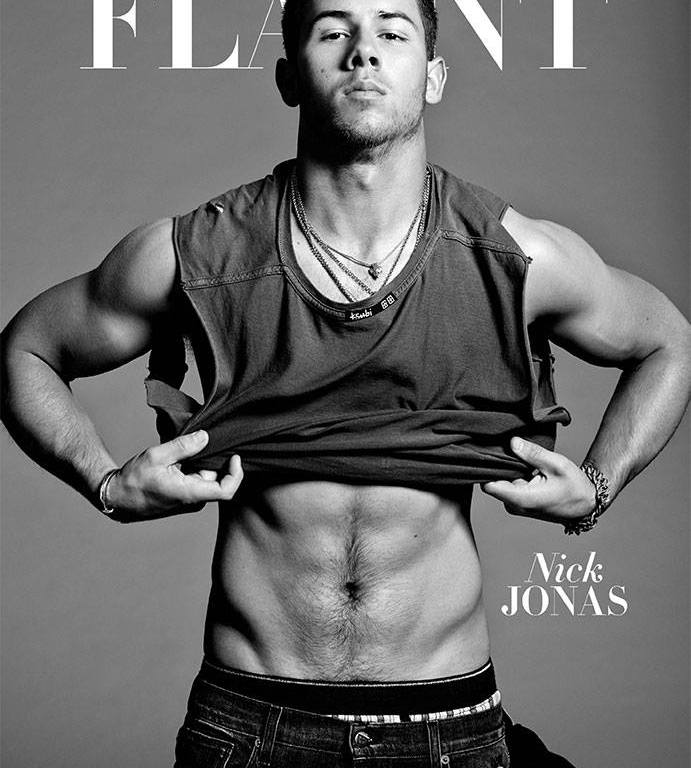 NICK JONAS Like a Bull in a Chin Shop | FLAUNT Magazine