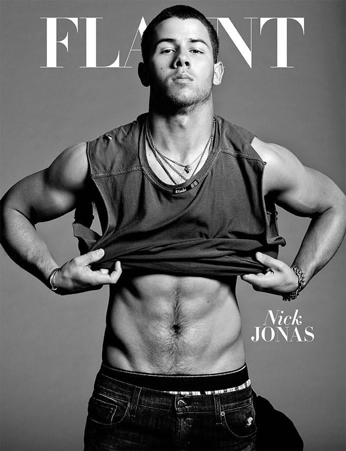 NICK JONAS Like a Bull in a Chin Shop   FLAUNT Magazine