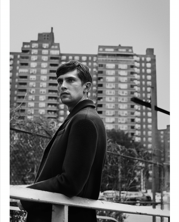 Mathias for RIKA Magazine by Alexandra Carl