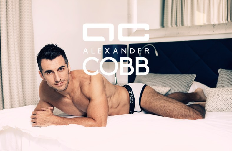 Alexander COBB Men's Underwer presents Dorian