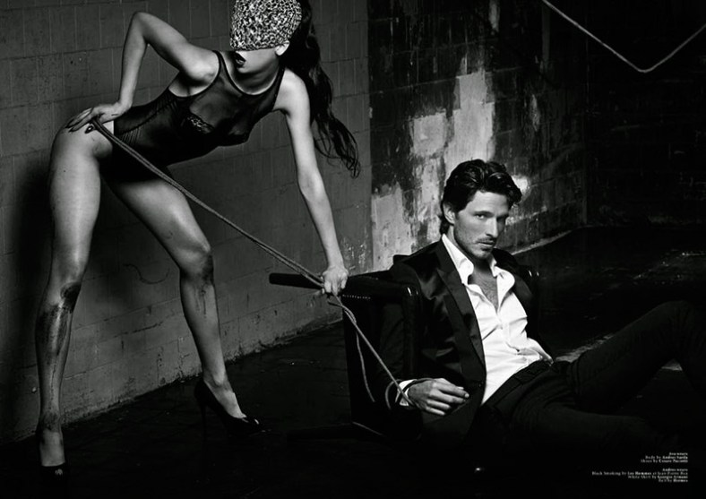 Beloved and Kidnapped   Andrés Velencoso Segura for Client Magazine