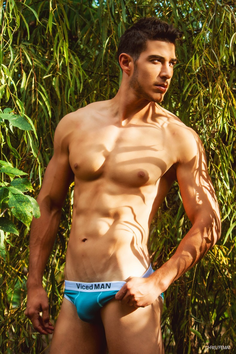Luis Gutierrez by Chris Femat