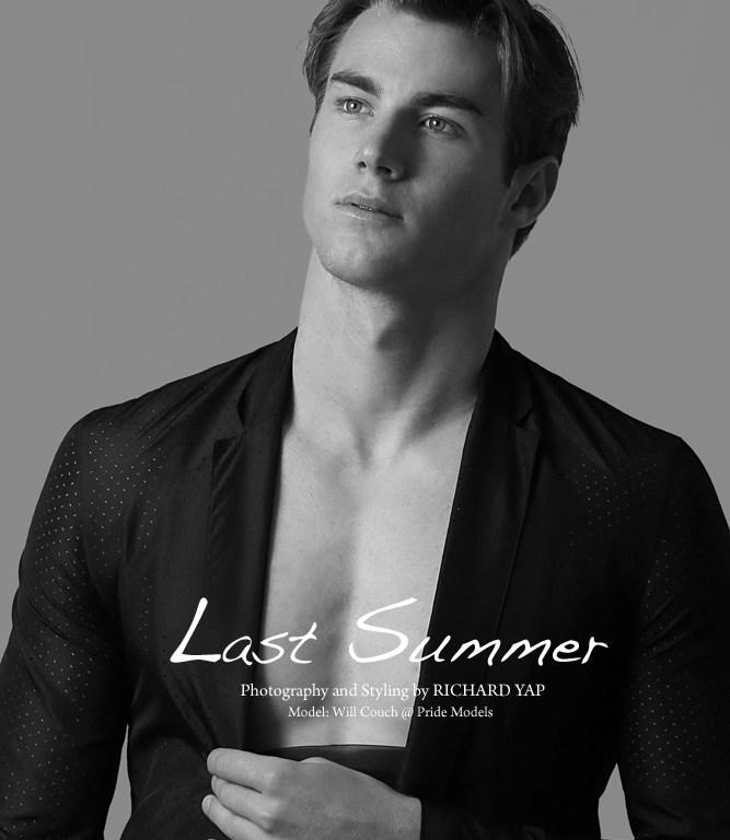 Last Summer by Richard Yap for HUF Magazine