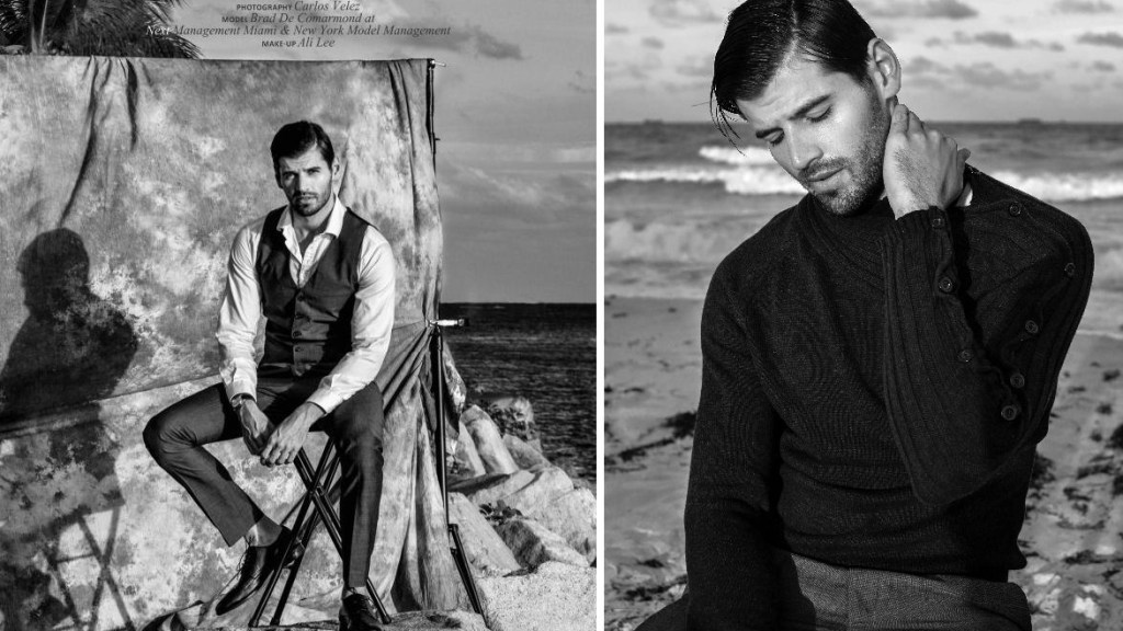 """il Pescatore"" by Carlos Velez for Elegant Magazine"