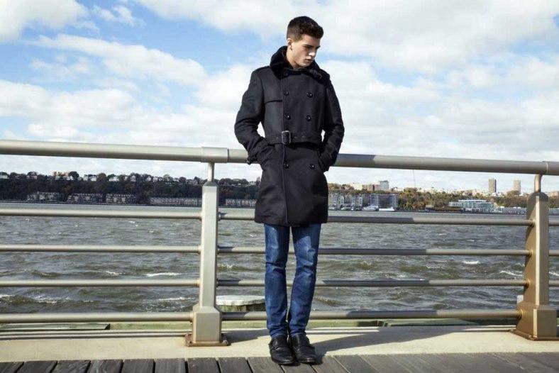Fashionably Male Exclusive Brandon Bailey by Alex Jackson