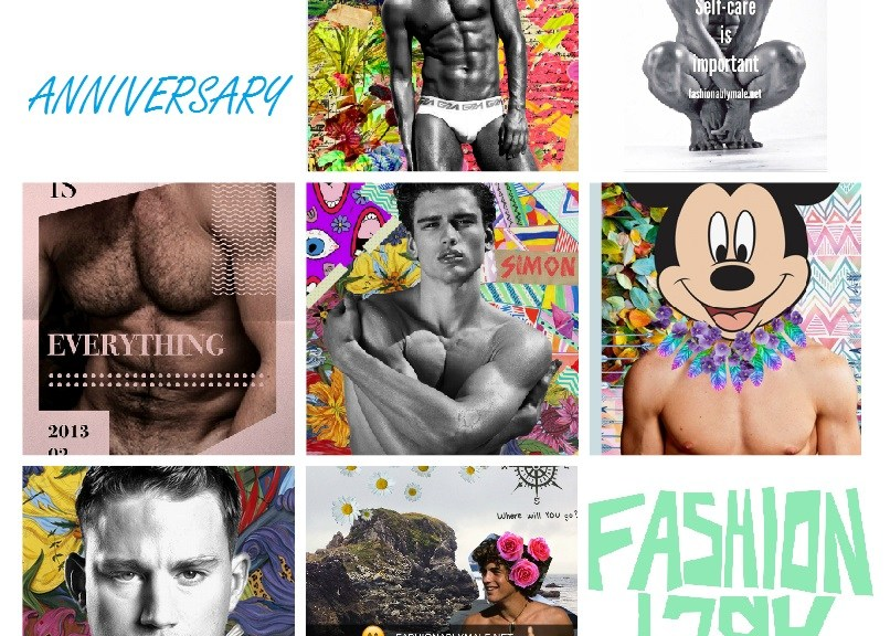 ★★★ Officially this is the 4th Anniversary of our webzine Fashionably Male we started December 22nd 2010 with the main idea of collecting images to idolater and admire who's in front and behind of every single image we posted. I think the main idea is not lost yet. Thank you who ever you are for being part of us. As part of it, I will ranking the best photographers and male models of all 2014. And we wish a very Happy Christmas and Happy New Year together! ★★★