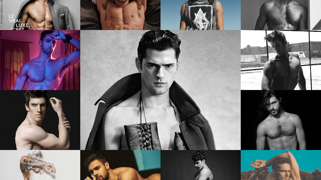 Summary 2 Best Male Models 2014 by Fashionably Male