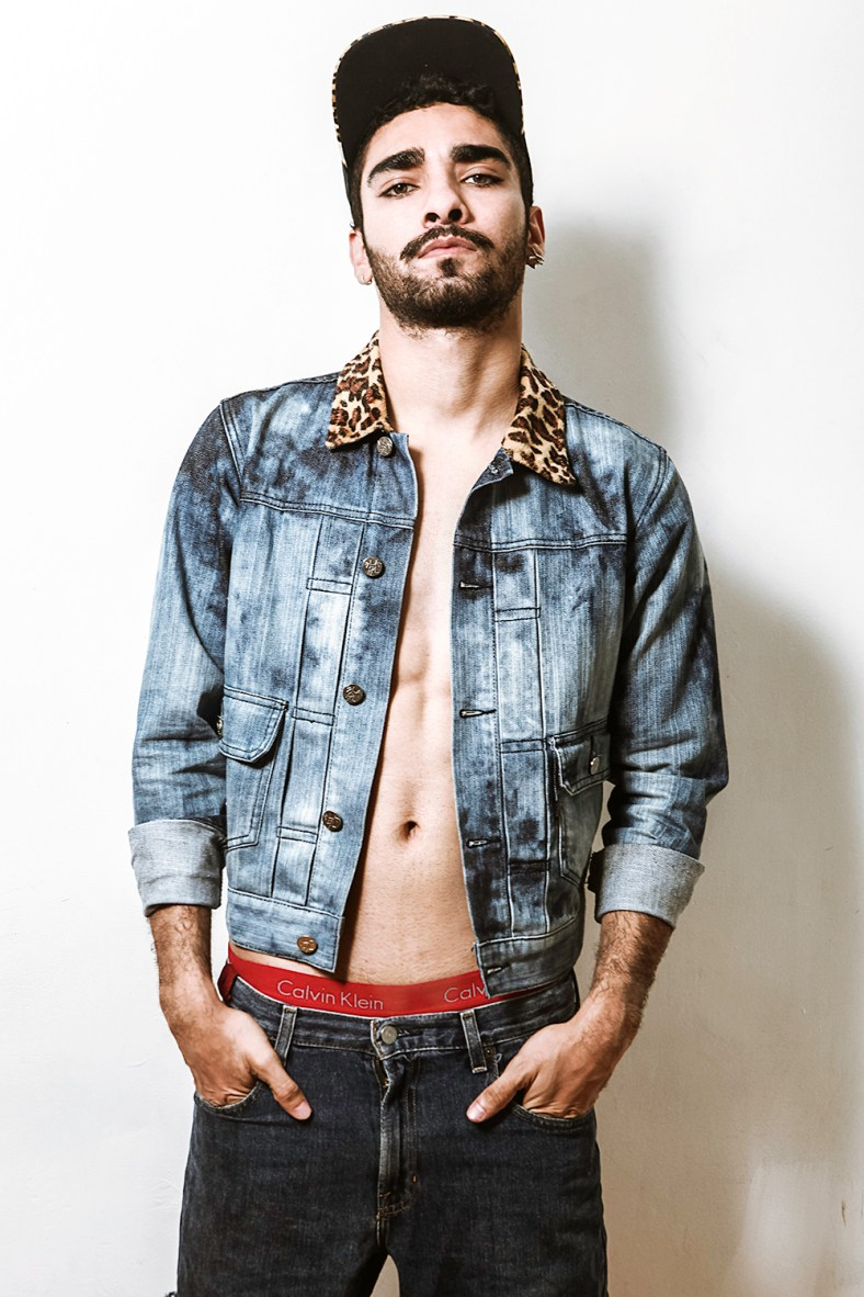 Fashionably Male presents Uriel Vargas by Abel Vargas