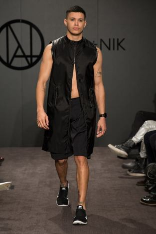 Ada + Nik Fall/Winter 2015 London