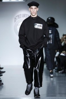 Astrid Andersen Menswear Fall Winter 2015 London