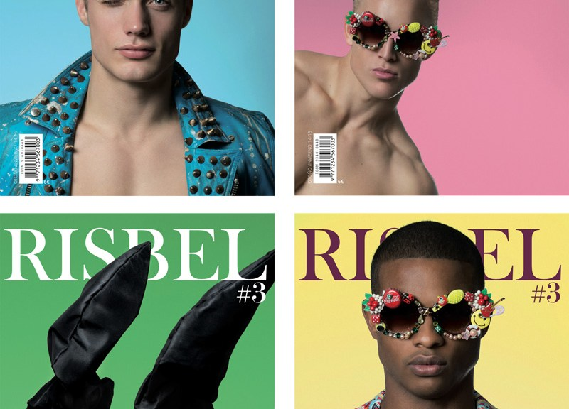 Birthday, photography by Brian Jamie for Risbel Magazine