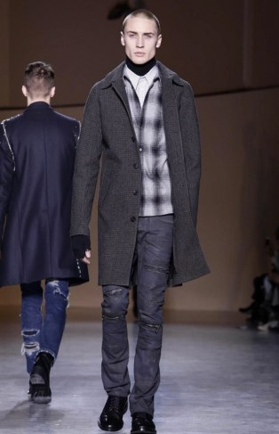 Diesel Black Gold Mens Fall:Winter 2015 Milan05