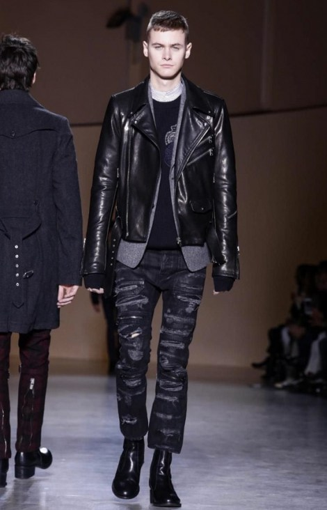 Diesel Black Gold Mens Fall:Winter 2015 Milan26