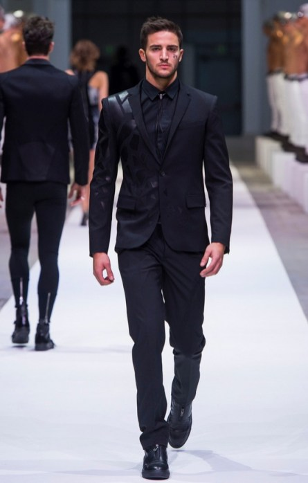 Dirk Bikkembergs Sport Couture Fall-Winter 2015 32