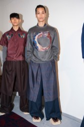 Fashion East Fall Winter 2015 Collection London Collections: Men