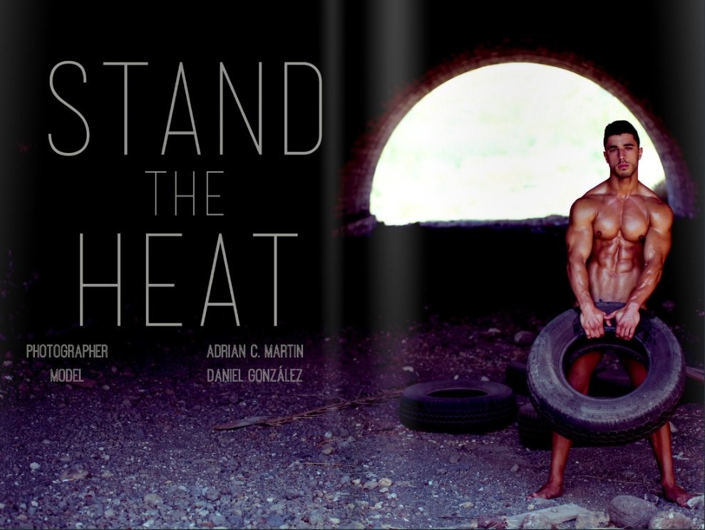 """Stand The Heat"" by Adrián C. Martín"