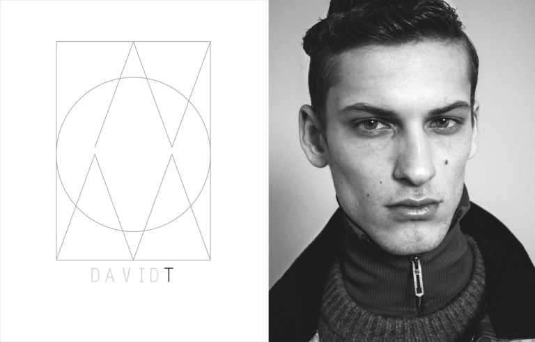 "6'2.5"" of beauty presenting David Trulík represented by New Madison at Paris, David walked a few weeks ago for Louis Vuitton Menswear Fall 2015 at Paris Fashion Week."