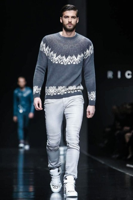 John Richmond Menswear Fall Winter 2015 in Milan