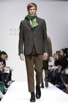 Margaret Howell Menswear Fall Winter 2015 London