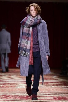 Missoni Menswear Fall Winter 2015 Collection in Milan
