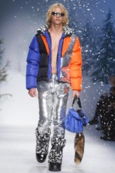 Moschino menswear fall winter 2015 in london