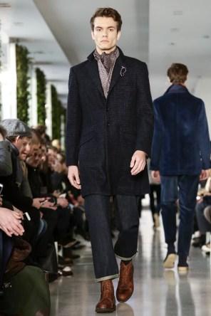 Richard James Menswear Fall Winter 2015 London