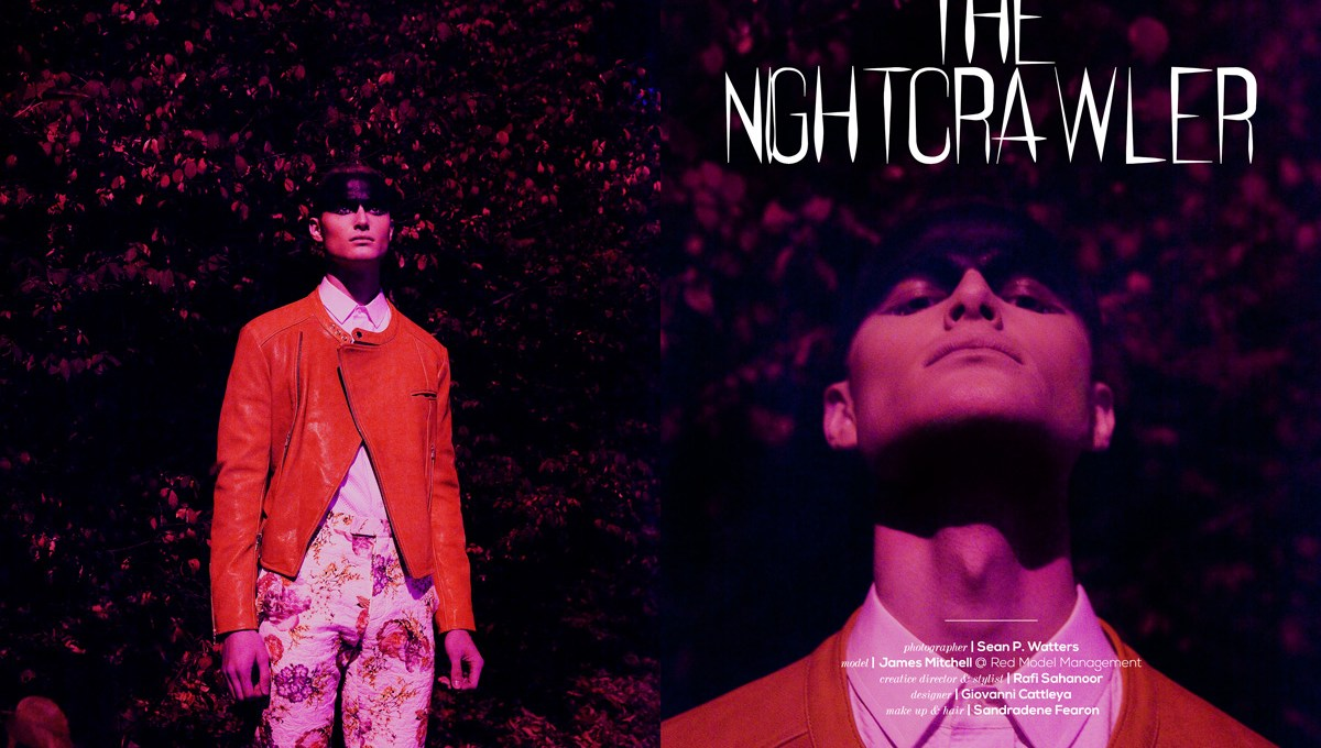 The Nightcrawler by Sean P. Watters for iMute Magazine