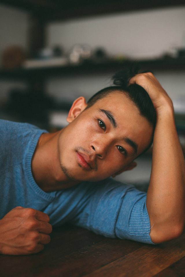 """Huy Nguyen from the album """"Erotika"""" by photographer Tam Bui"""