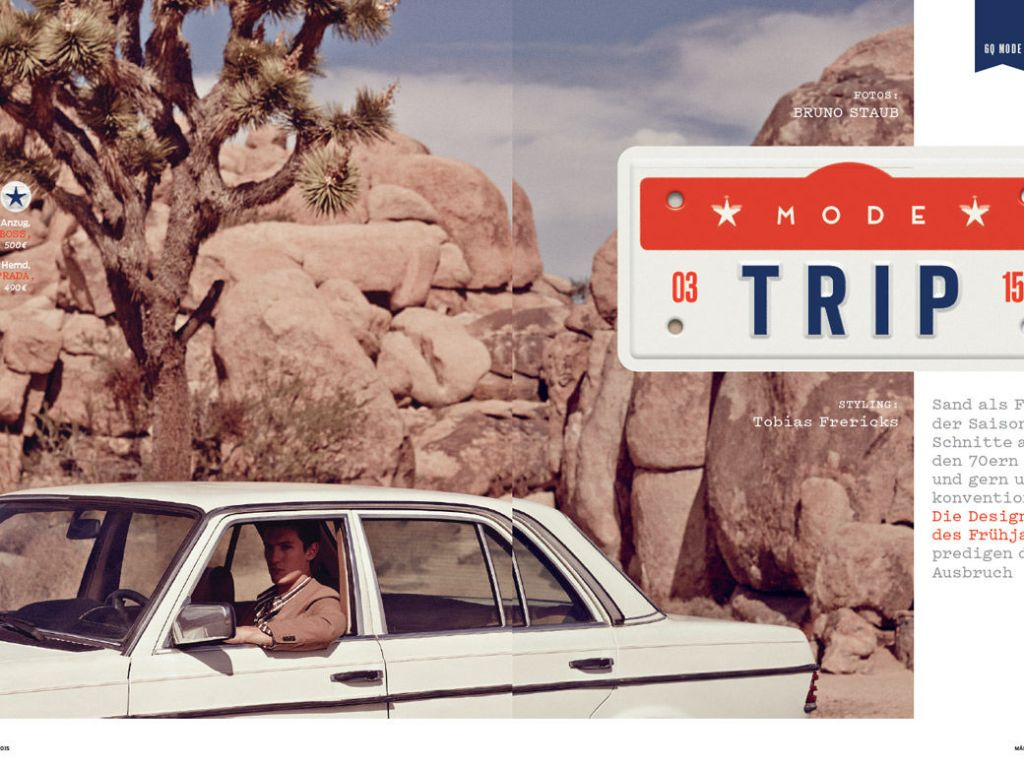 GQ Germany March 2015 - Mode Trip ph Bruno Staub style Tobias Frericks kstiegemeyer.de