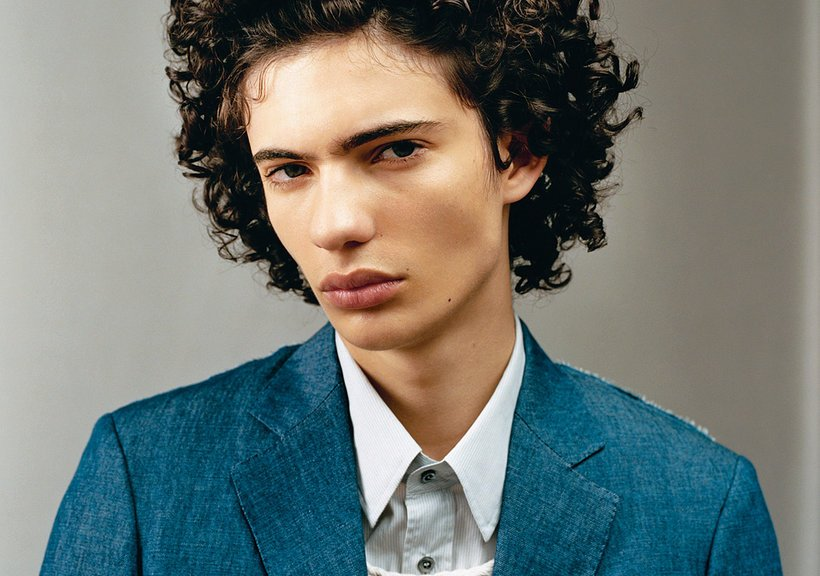 01e475ac T Magazine presents model sensation Piero Mendez and Jackson Hale  photographed by Oliver Hadlee and styling