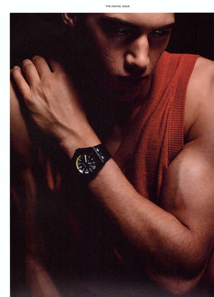 Antidote magazine Ph: Daniel Sannwald St: Yann Weber