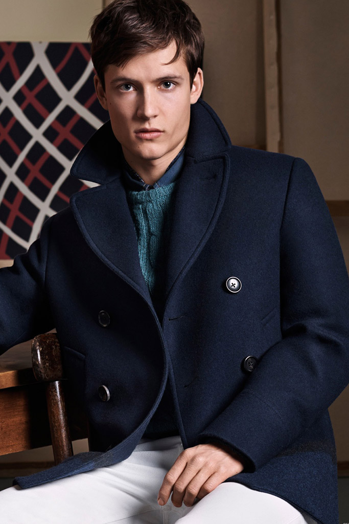 Presenting Gucci Pre-Fall 2015 with Tommaso de Benedictis, Florian Luger and Chris Overgaar.