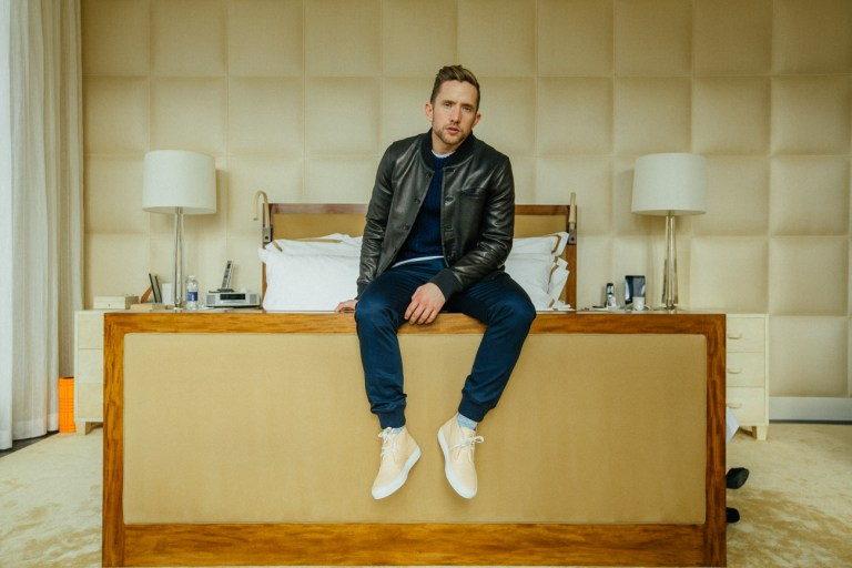 Cameron McCartney fronts a lookbook for Greats Brand styled by Club Monaco. GREATS is an American footwear brand offering tastefully designed mens sneakers starting at $49 or so. Check it out.