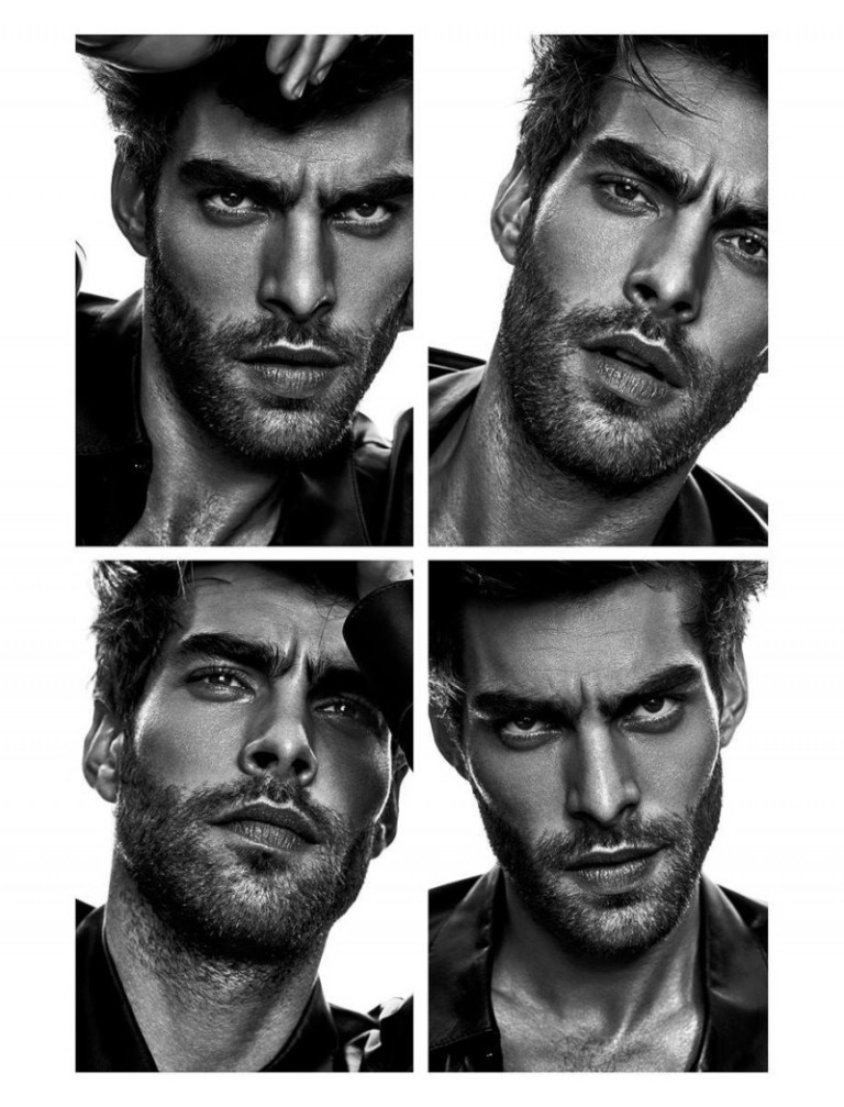 Top Spanish model Jon Kortajarena was born to impress and today's no different. Jon appears in the spring-summer 2015 issue of L'Officiel Hommes Thailand. Delivering a simple but flawless fashion spread, Jon is photographed by Anthony Meyer. Wearing smart suiting separates with a bold, modern persona, Jon is easily an inspiring vision in leopard, stripes and more.